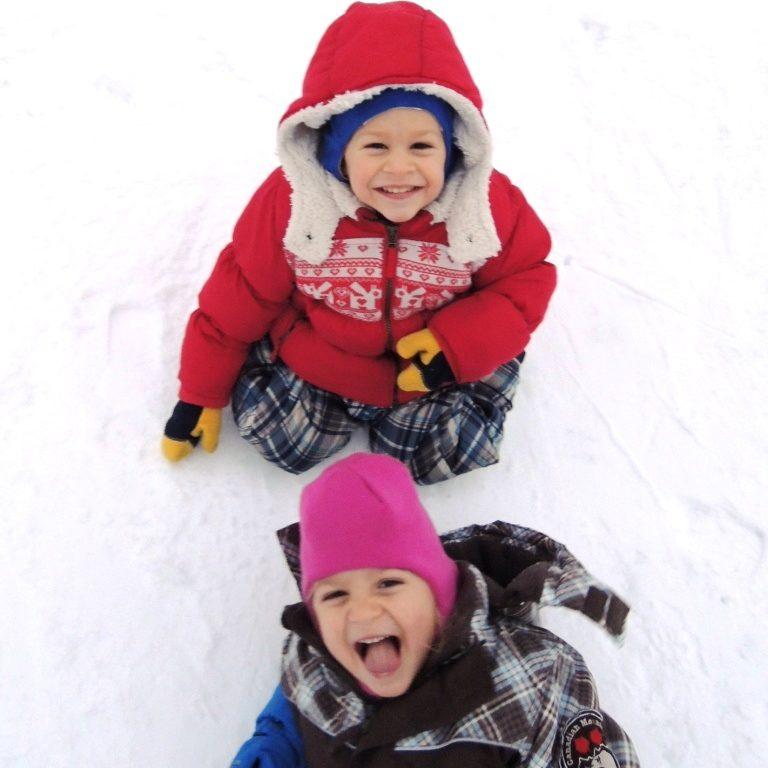 Maty na snehu